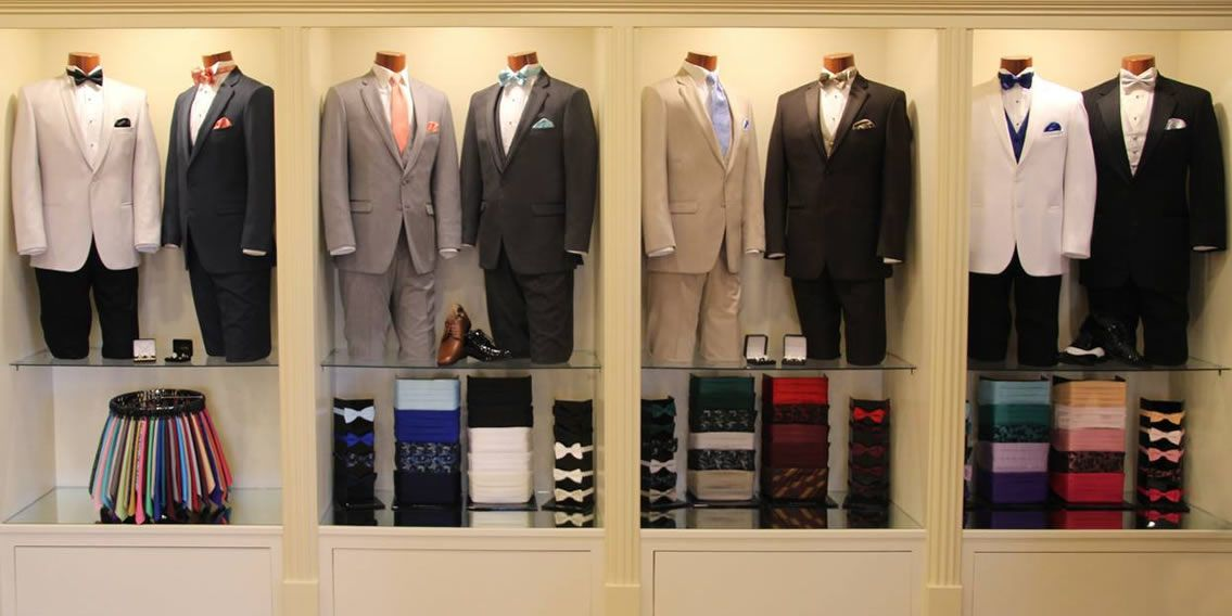 Beau's Tuxedos has the most luxurious selection of formalwear, anywhere.